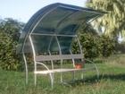 Изображение в Мебель и интерьер Мебель для дачи и сада Каркас из оцинкованной и грунтованной трубы, в Саранске 2000