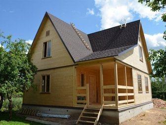 Просмотреть фотографию  Строительство и продажа домов и коттеджей из клееного бруса 33795944 в Саранске