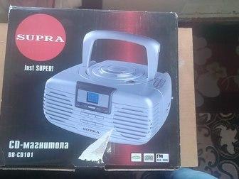 Скачать foto  Продам CD-магнитолу BB-CD101 37523521 в Саранске