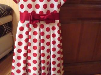 Просмотреть фотографию Детская одежда продаю платье для девочки праздничное 39049986 в Саранске