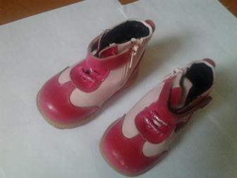 Уникальное foto  Продаю ботиночки 39412054 в Саранске