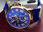 Смотреть изображение  Швейцарские Часы Ulysse Nardin с Документами Новые 33288544 в Саратове