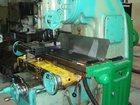 Фотография в Металлообрабатывающее оборудование Фрезерные станки Станок в нормальном рабочем состоянии, подключен. в Саратове 150000