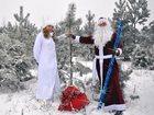 Уникальное изображение  дед Мороз и Снегурочка 34291207 в Саратове