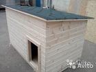 Изображение в Домашние животные Разное будки для собак из вагонки блок хауса съемная в Саратове 3500