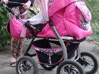 Смотреть foto Детские коляски Коляска трансформер 34946912 в Саратове