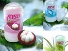 Свежее фото Парфюмерия Тайский натуральный дезодорант алунит 35044434 в Саратове