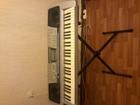 Фото в   Продам новый синтезатор DENN, с подставкой. в Саратове 4500