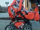 Свежее фото Детские коляски Коляска-трансформер Smile Line Colorado PC 36619425 в Саратове