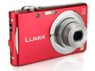 Скачать изображение  Фотоаппарат Panasonic Lumix DMC-FS16 красный 36963150 в Энгельсе
