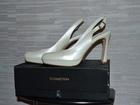 Фотография в Одежда и обувь, аксессуары Женская обувь Свадебные кожаные туфли известного бренда в Саратове 2000