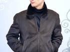 Увидеть foto Мужская одежда Дубленка мужская 37349344 в Саратове