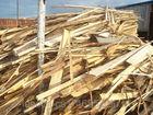 Фотография в Услуги компаний и частных лиц Грузчики сосновые дрова, срезка от доски по 2 метра, в Саратове 6000