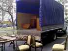 Фотография в Авто Транспорт, грузоперевозки Грузоперевозки по Саратову (квартирный переезд, в Саратове 250