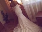 Фотография в   Свадебное платье Yusupova couture, размер в Саратове 35000