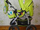 Скачать изображение Детские коляски Продаётся коляска-трансформер 62963017 в Саратове