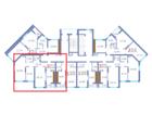 Квартира в новом доме , сдан , комнаты изолированы , лоджия