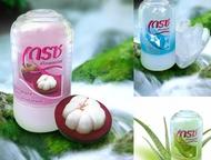 Тайский натуральный дезодорант алунит Натуральный и безопасный тайский солевый д
