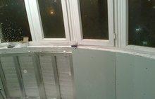 Утепление и отделка балконов-лоджий