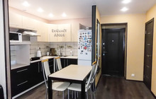 1-комнатная квартира с евро-ремонтом, в новом кирпичном доме