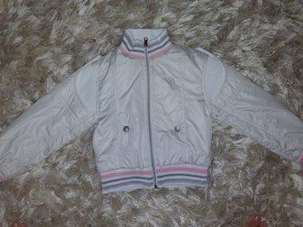 Скачать бесплатно foto Детская одежда Продам куртку осеннюю на маленькую леди 33269903 в Саратове