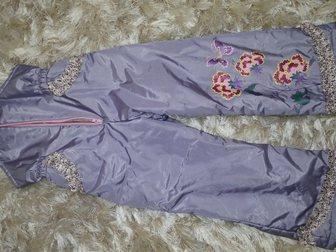 Скачать бесплатно изображение Детская одежда Продаю костюм осенний на девочку 33269908 в Саратове