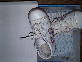 Увидеть фото Детская обувь Продаю ботиночки осенние на девочку 33269910 в Саратове