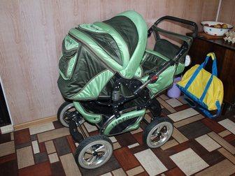 Скачать фотографию Детские коляски детская каляска 33680984 в Саратове