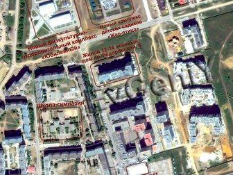 Новое фото  2-комнатная квартира в новом кирпичном доме, микрорайон Юбилейный 34120999 в Саратове
