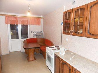 Увидеть фото  2-комнатная квартира в новом кирпичном доме, микрорайон Юбилейный 34120999 в Саратове