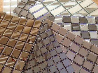 Смотреть foto Отделочные материалы Зеркальная мозаика (новинка) 34248638 в Саратове