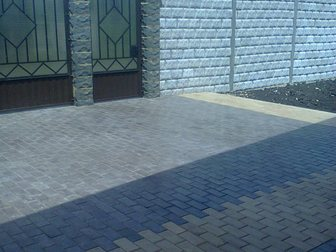Новое изображение Отделочные материалы тротуарная,фасадная плитка,водостоки и бордюрный камень 34377361 в Саратове
