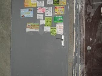 Смотреть фотографию Двери, окна, балконы Стальные б/у двери 35401886 в Саратове