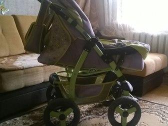 Новое фото  Продам детскую коляску 36689553 в Саратове