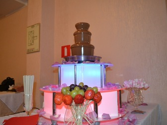 Скачать бесплатно foto  Шоколадный фонтан в саратове 38372547 в Саратове