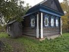 Просмотреть фотографию  Бревенчатый дом на фундаменте в тихой деревне, с хорошим подъездом, 220 км от МКАД 38283515 в Сергиев Посаде