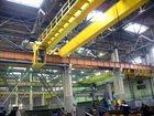 Изображение в Строительство и ремонт Строительные материалы Мостовые краны б/у в наличии  г/п 5 тн пролет в Серпухове 0