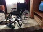 Увидеть foto  Инвалидная коляска 39304421 в Серпухове