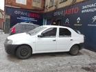 Скачать фото Аренда и прокат авто Аренда авто Рено Логан для такси 39717778 в Серпухове