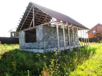Скачать фото  Дом д, Глазово 2 км от г, Серпухов, 300 м р, Нара, 70254892 в Серпухове