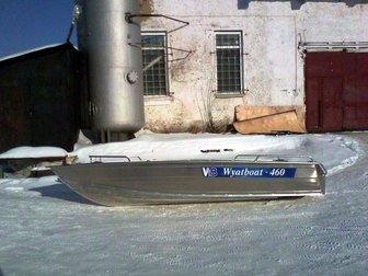 Увидеть изображение  Купить лодку (катер) Wyatboat 460 P 38851531 в Твери