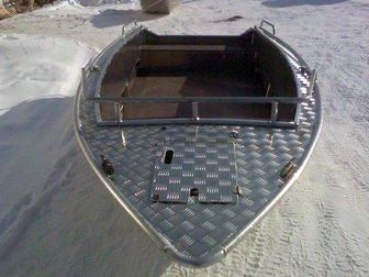 Скачать изображение  Купить лодку (катер) Wyatboat 460 P 38851531 в Твери