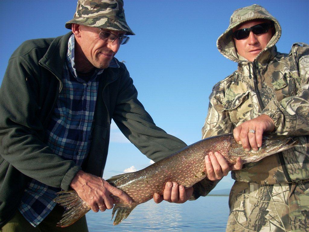 рыбалка байкал северобайкальск