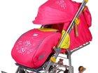 Детские санки-коляски Nika kids