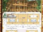 Скачать бесплатно foto Строительство домов Проект деревянного дома в Крыму 32997180 в Симферополь
