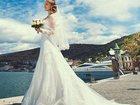 Скачать бесплатно фото Свадебные платья Продам платье принцессы!Испанское кружево,которое расшито прозрачными меленькими паетками и бисером(ручная работа) 33260193 в Севастополь