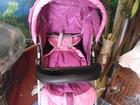 Увидеть foto  Продам детскую прогулочную коляску Б/У 37608284 в Симферополь