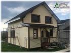 Увидеть foto Разное Возвести дом каркасный 118 м, кв, в Крыму 39325264 в Симферополь
