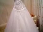 Увидеть фото Свадебные платья продаётся свадебное платье 39447146 в Симферополь