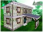 Смотреть изображение Доменные имена Быстровозводимый каркасный дом 104 м, кв, в Крыму 69950594 в Симферополь